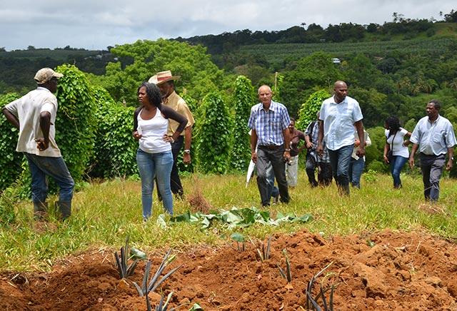 Visite des exploitations agricoles du centre atlantique for Chambre agriculture nord