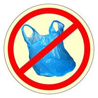 la distribution de sacs de caisse plastique